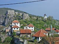 Prusac Fortress, Prusac - Bosnia and Herzegovina