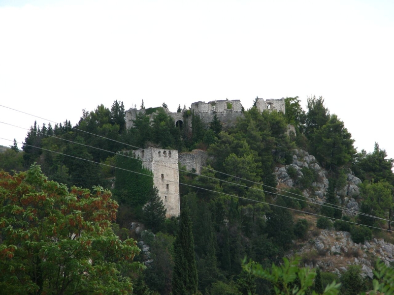 Stolac Fortress R