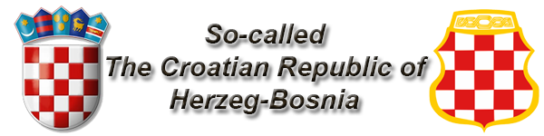 So-called Herzeg-Bosnia