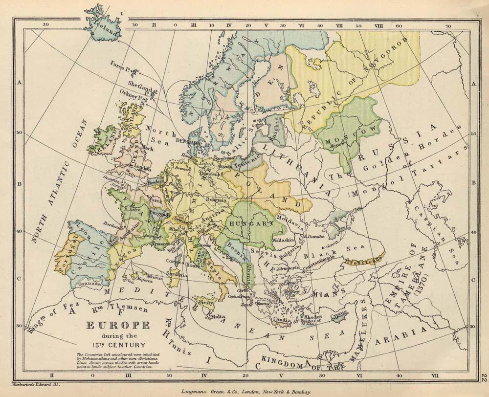 Texas Vs Europe Map.Historical Maps Bosniafacts Info