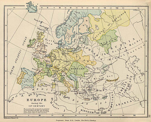 Europe in the 15th Century