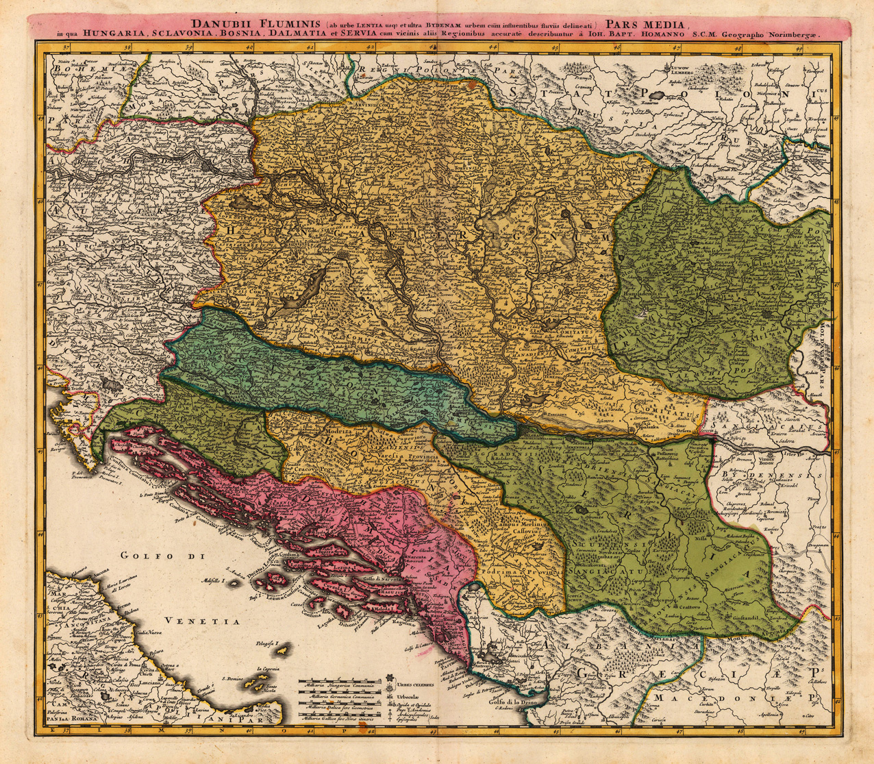 Image of: Historical Maps Bosniafacts Info