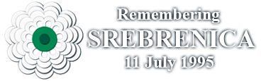 Remembering Srebrenica - 25 Years Aniversery