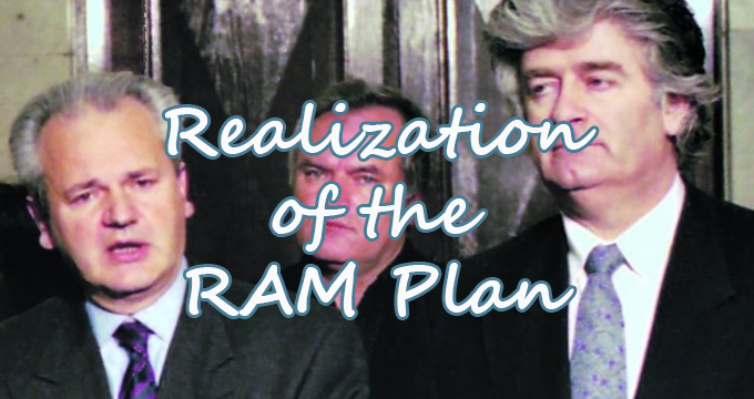 Realization of the RAM Plan