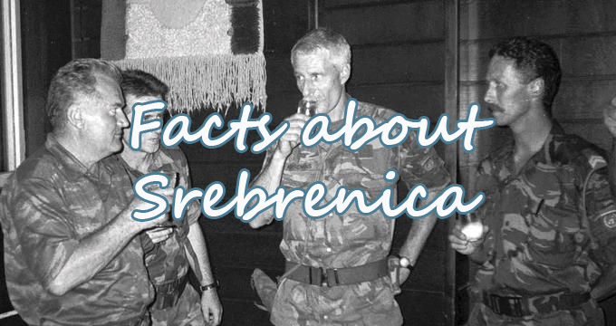 Facts about Srebrenica