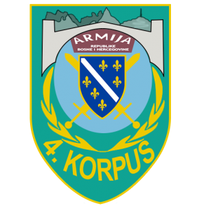 4th Corps - Mostar