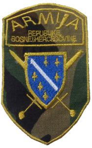 Army of the Republic of Bosnia and Herzegovina coat of arms