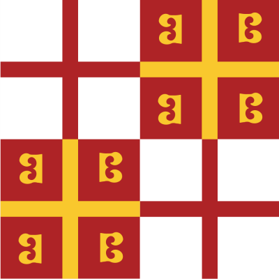 Flag of the Byzantine Empire