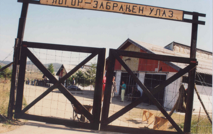 Serb held concentration camps
